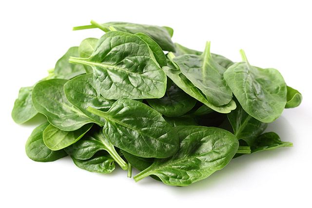 Spinach for Better Health