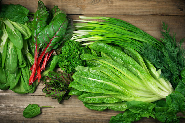 Infographic: What You Should KNOW About Leafy Greens