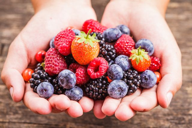 Fruits high in nitric oxide