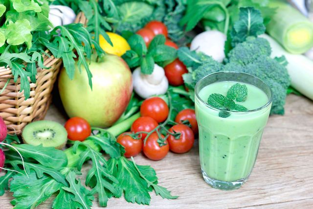 Ways to Add Green Veggies to Your Diet