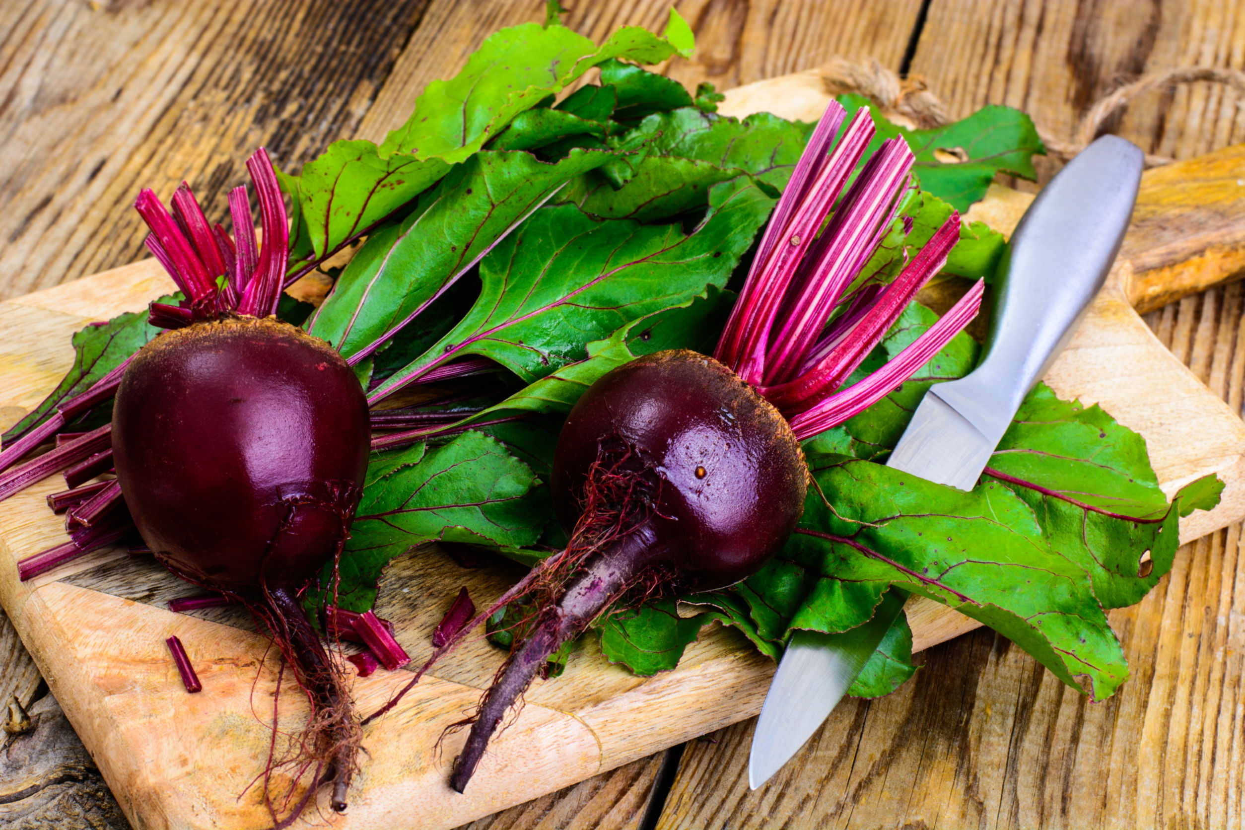 Do Beets Lower Blood Pressure?