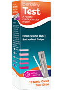 Nitric Oxide Test Strips