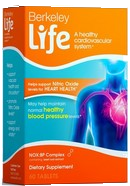 Berkeley Life Heart Health Supplements